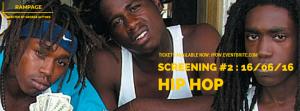 SCREENING 2- HIP HOP