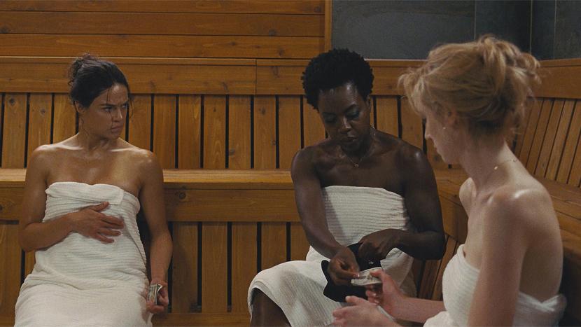 Widows (Steve McQueen 2018)