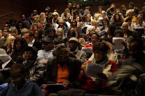 1000 Londoners audience