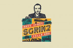 Sgrin 2 Logo with Rhys Ifans