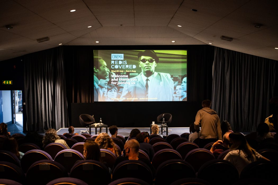 Image: Cinema Rediscovered 2021 at Watershed, Bristol c/o © Chelsey Cliff